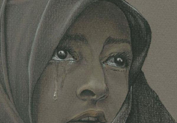 wanita-muslimah-menangis-rumahkeluarga-indonesia